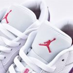 Air Jordan 1 Low GS White Berry 4