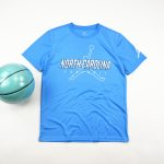Air Jordan North Carolina Blue Training T Shirt