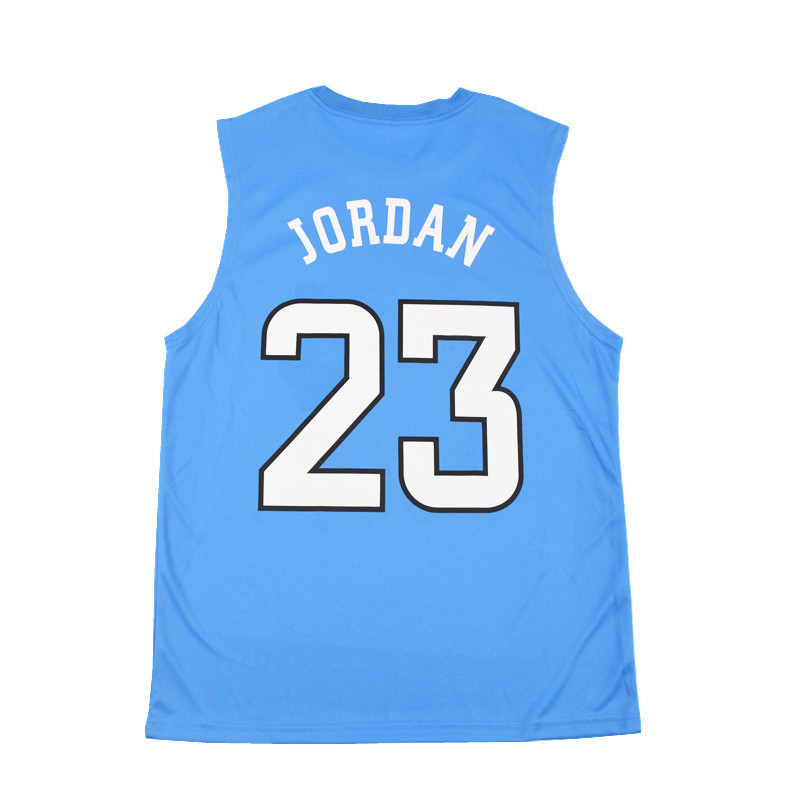 Air Jordan North Carolina Blue Training Undershirt 2