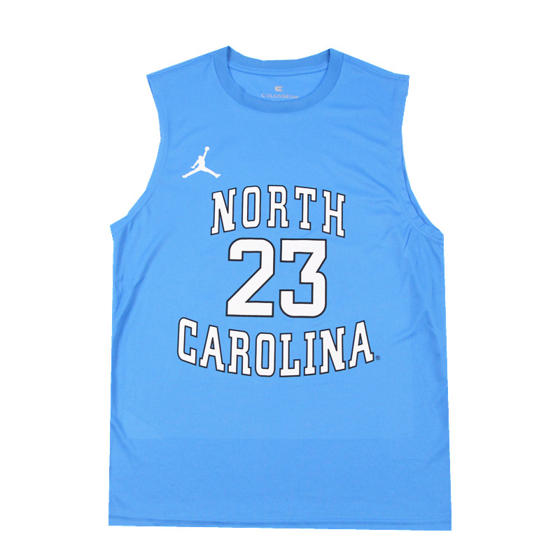 Air Jordan North Carolina Blue Training Undershirt