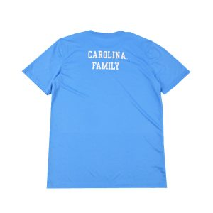Air Jordan North Carolina Family Blue Training T-Shirt 2