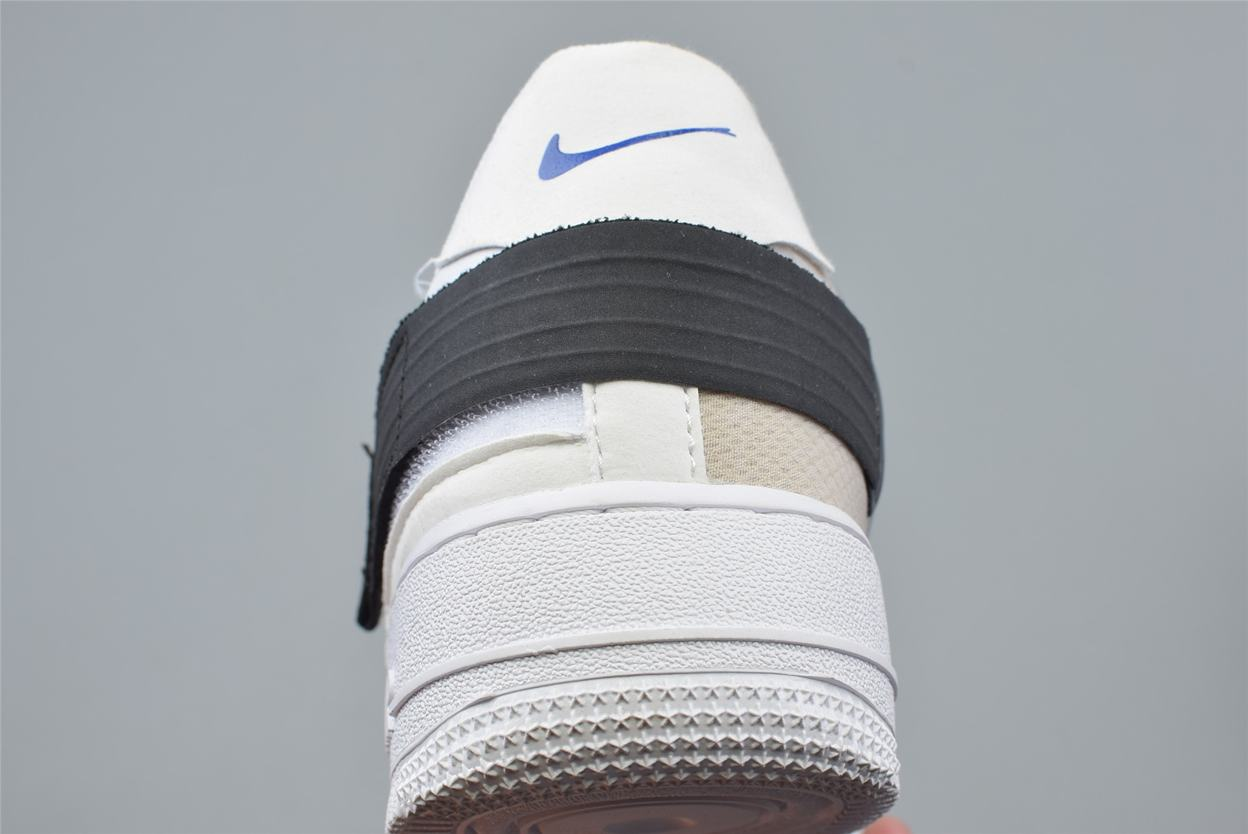Nike Air Force 1 Low Drop Type GS Summit White 7