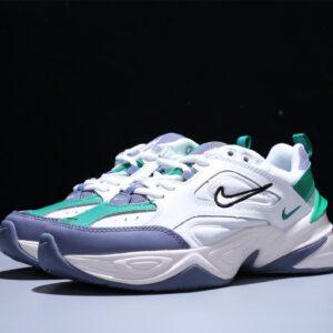 Nike M2K Tekno Green 1
