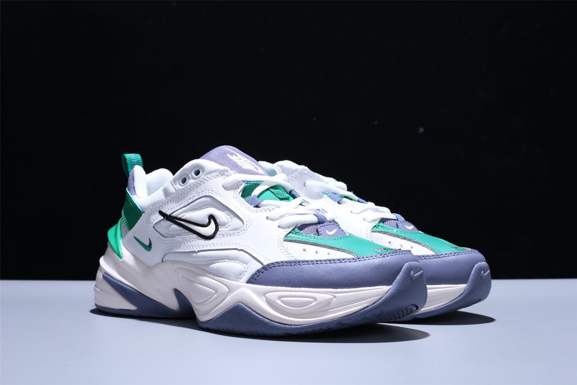 Nike M2K Tekno Green 2