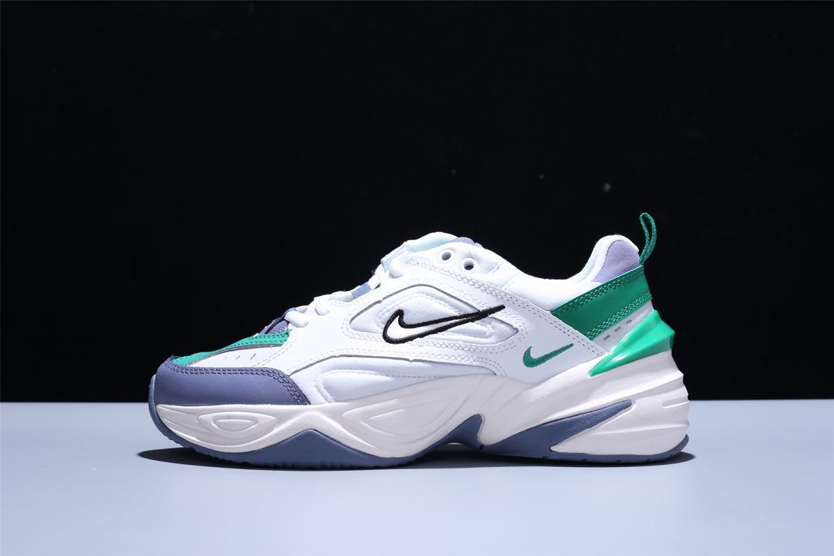 Nike M2K Tekno Green 4