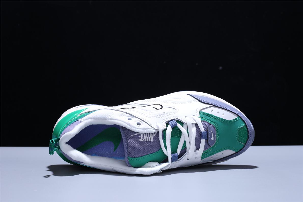 Nike M2K Tekno Green 8