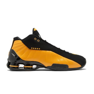 Nike Shox BB4 Black University Gold