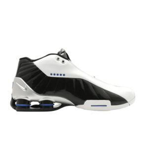 Nike Shox BB4 Black Varsity Royal