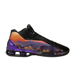 Nike Shox BB4 China Hoop Dreams