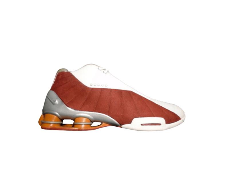 Nike Shox BB4 Crimson Red