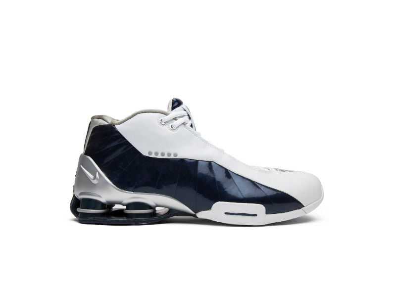 Nike Shox BB4 Olympic Midnight Navy