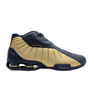 Nike Shox Bb4 Olympic Navy Gold