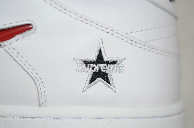 Supreme x Nike Dunk SB Low Varsity Red 16