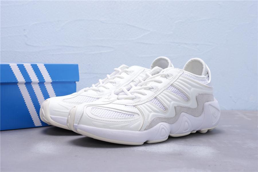 Wmns adidas FYW S 97 Triple White 10