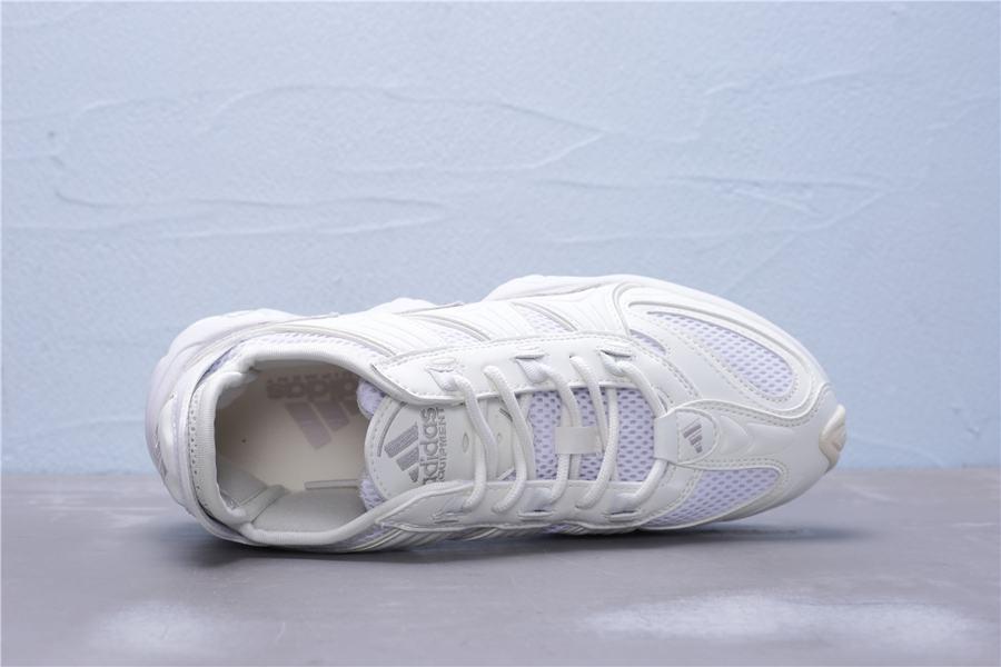Wmns adidas FYW S 97 Triple White 6