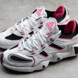 adidas FYW S 97 Crystal White Shock Pink 1