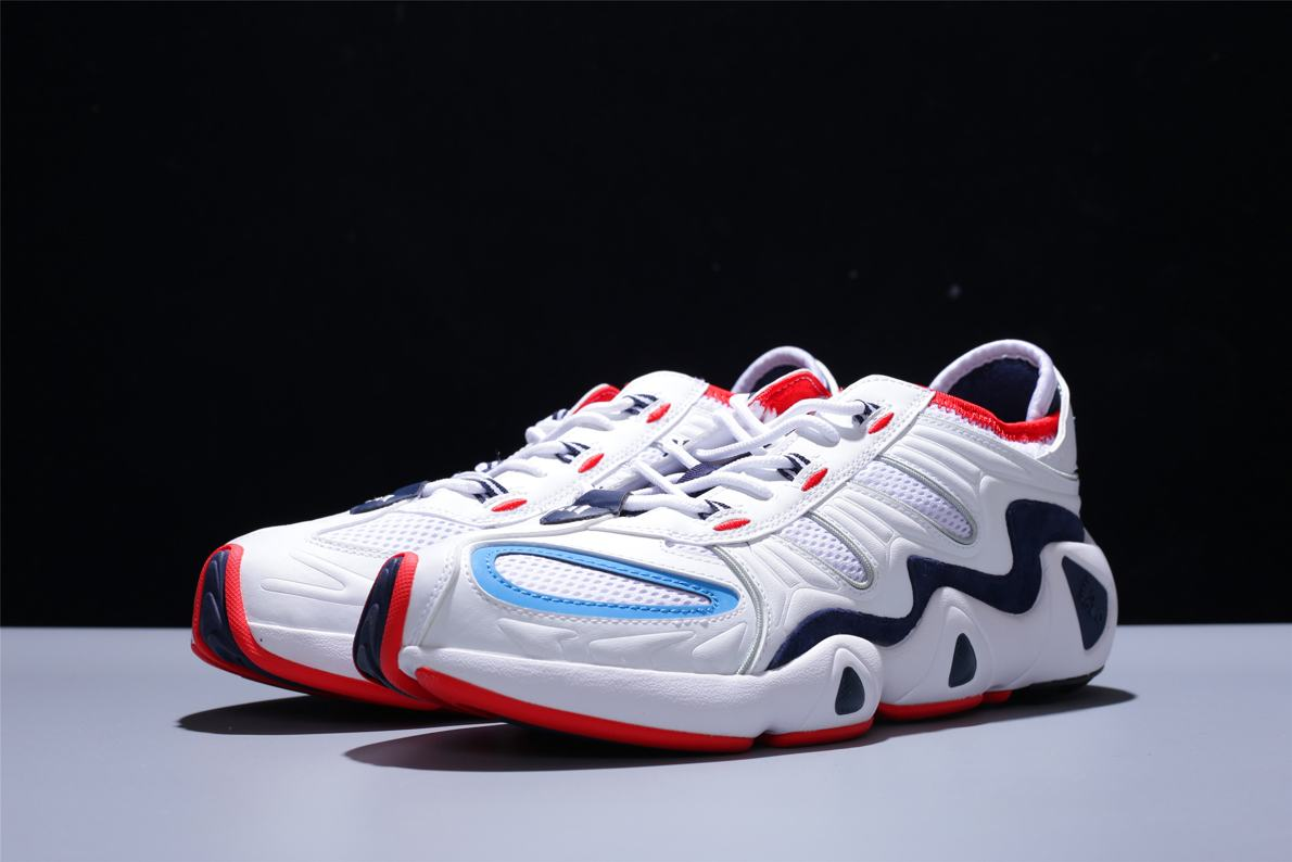 adidas FYW S 97 White Navy Red 1