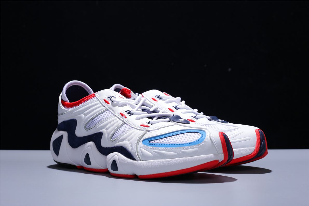 adidas FYW S 97 White Navy Red 2