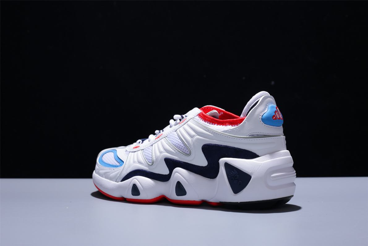 adidas FYW S 97 White Navy Red 6