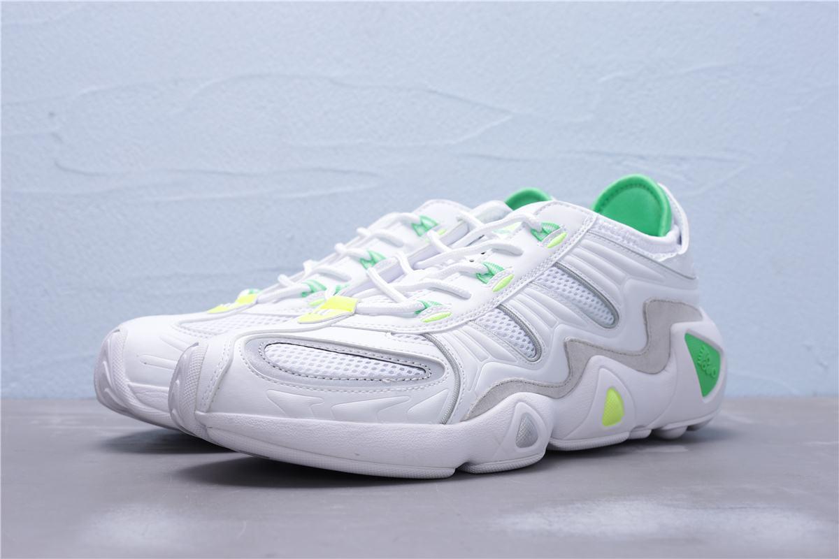 adidas Kith x FYW S 97 Green Neon 1
