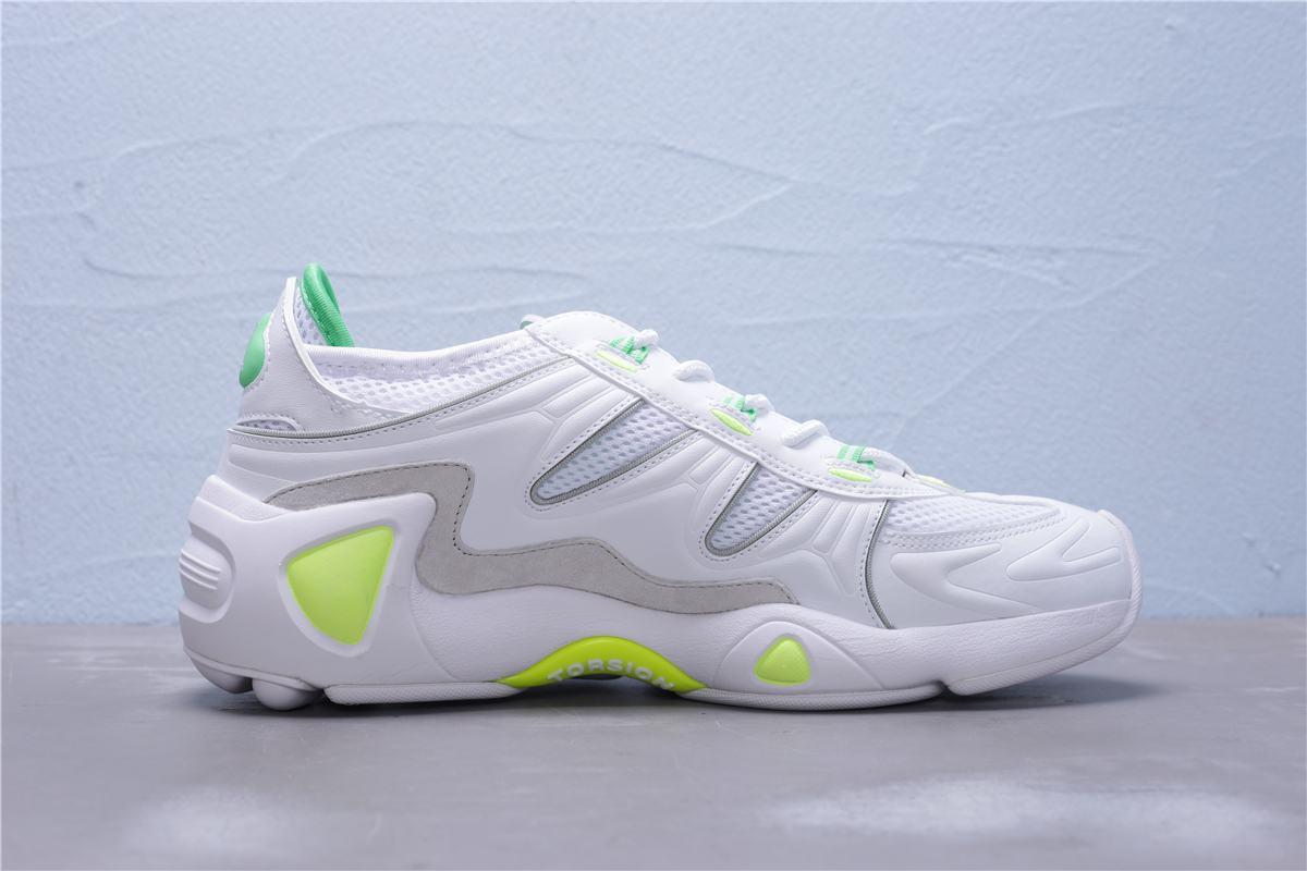adidas Kith x FYW S 97 Green Neon 5