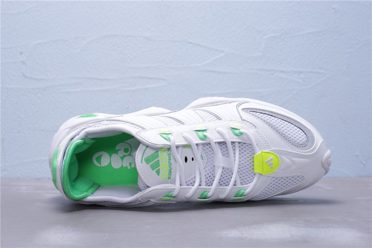 adidas Kith x FYW S 97 Green Neon 6