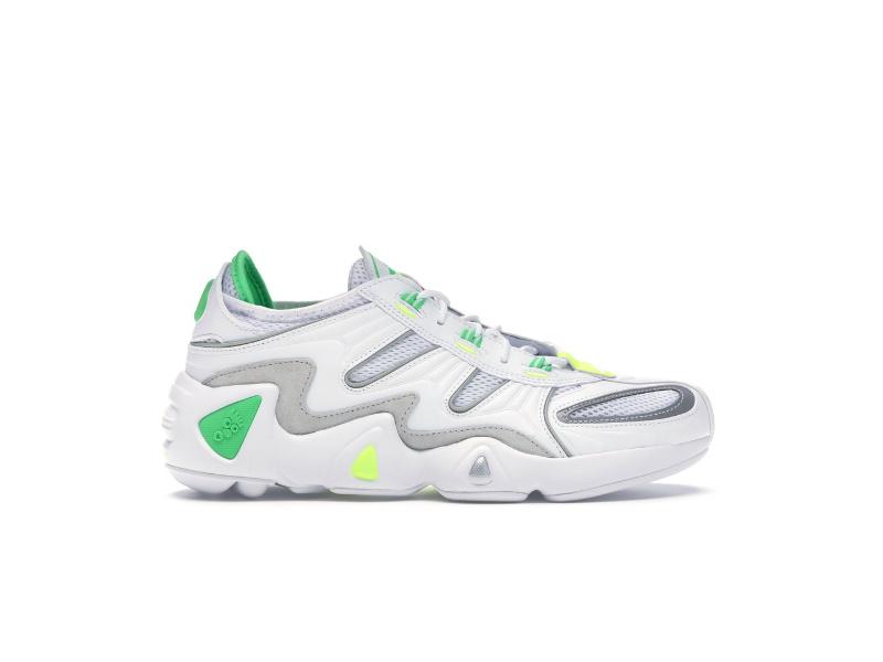 adidas Kith x FYW S 97 Green Neon