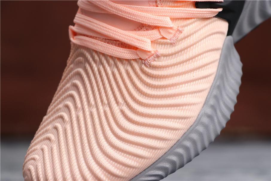 adidas Wmns Alphabounce Instinct Clear Orange 5