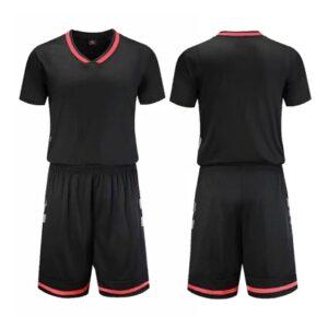 2020 Houston Rockets Black Custom Uniform