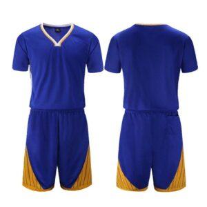 2020 Warriors Blue Custom Uniform