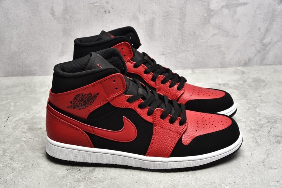 Air Jordan 1 Mid Bred 5