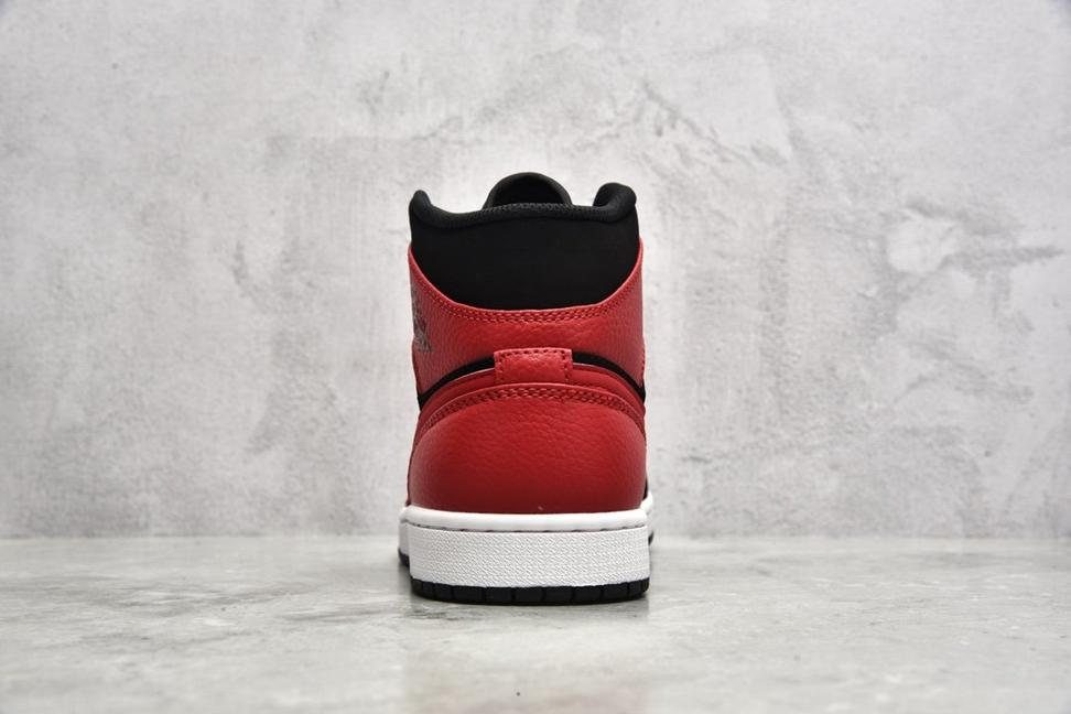 Air Jordan 1 Mid Bred 8