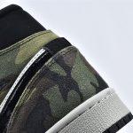 Air Jordan 1 Mid Camo 2020 13