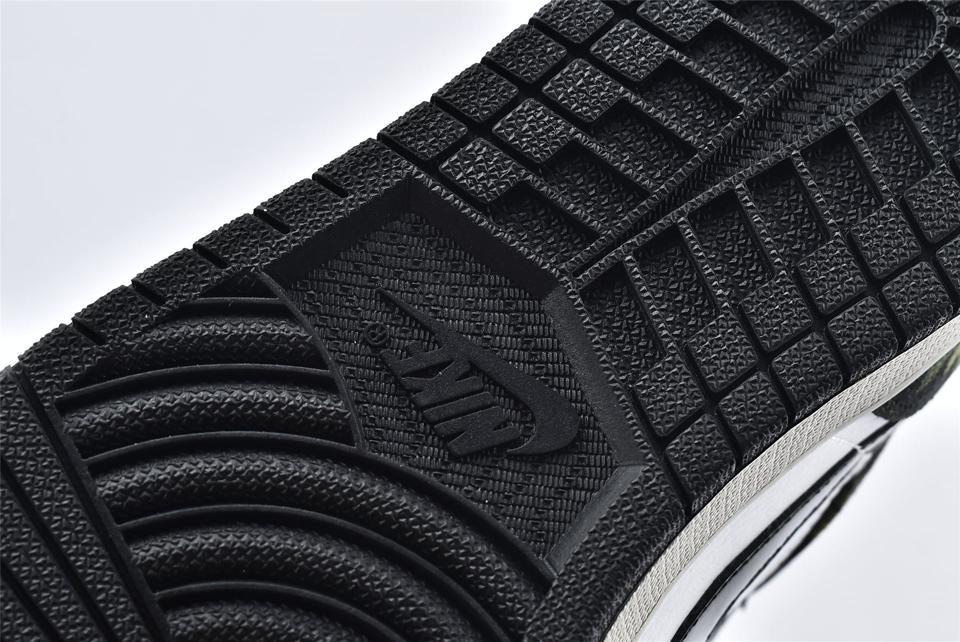 Air Jordan 1 Mid Camo 2020 15