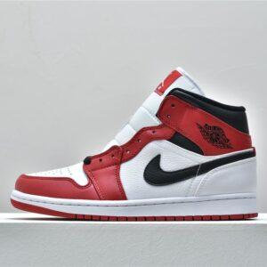 Air Jordan 1 Mid Chicago 2020 1