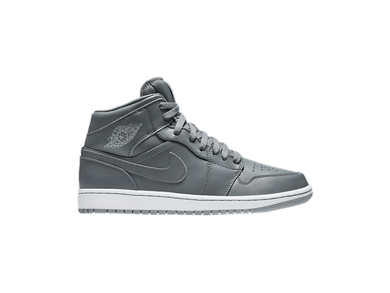 Air Jordan 1 Mid Cool Grey 2015
