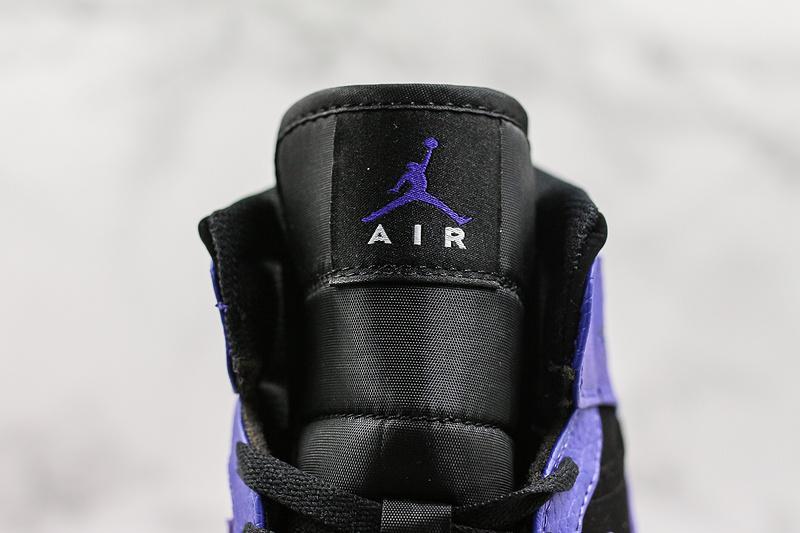 Air Jordan 1 Mid Dark Concord 6