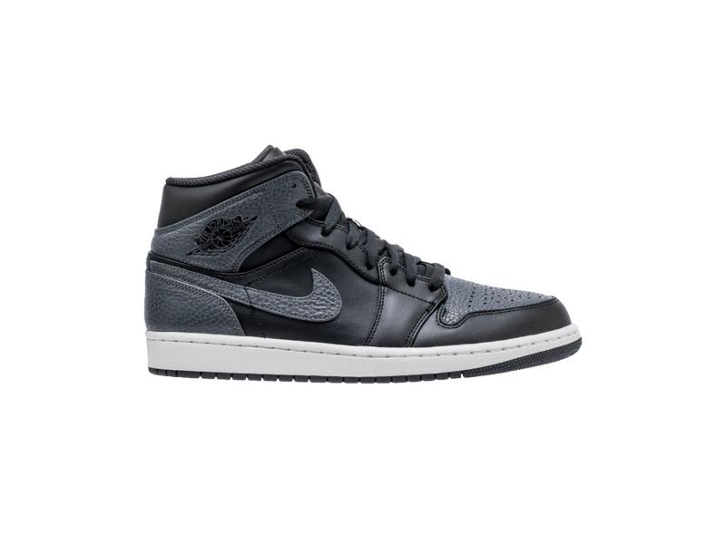 Air Jordan 1 Mid Dark Grey