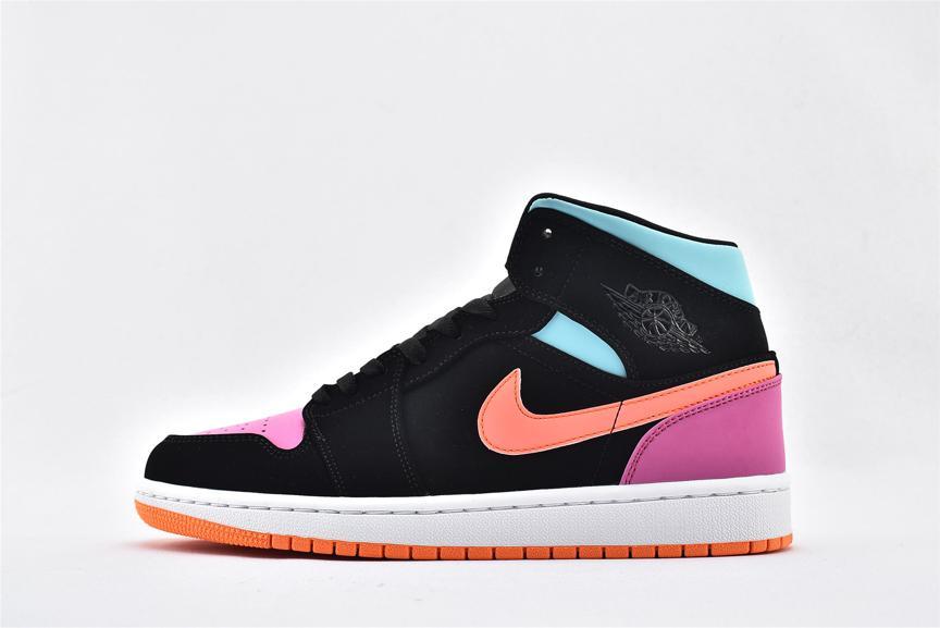 Air Jordan 1 Mid GS Candy 1