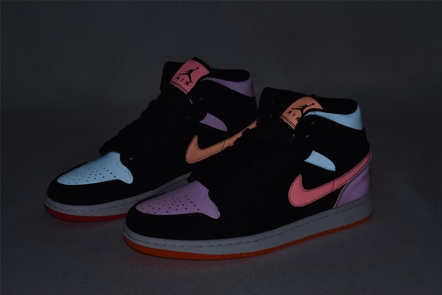 Air Jordan 1 Mid GS Candy 10