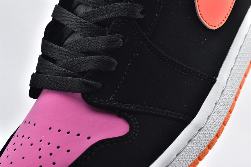 Air Jordan 1 Mid GS Candy 11