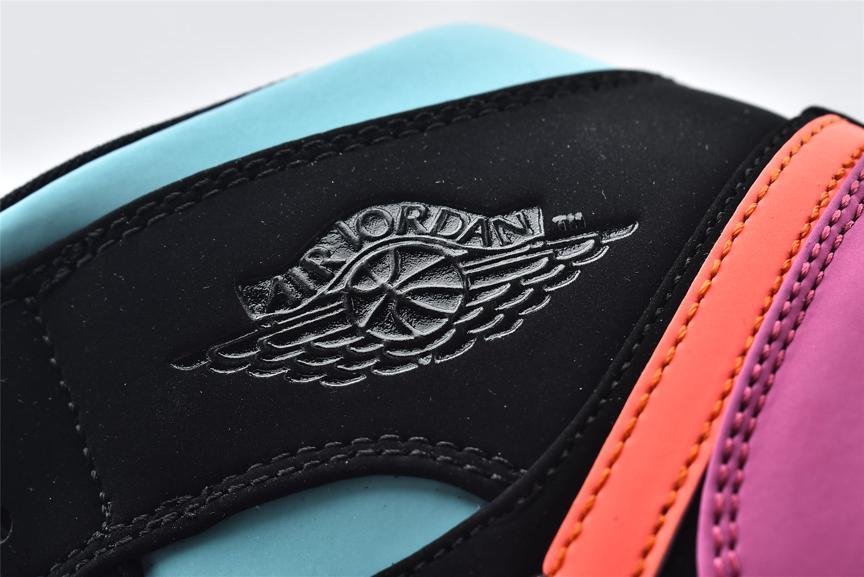 Air Jordan 1 Mid GS Candy 13