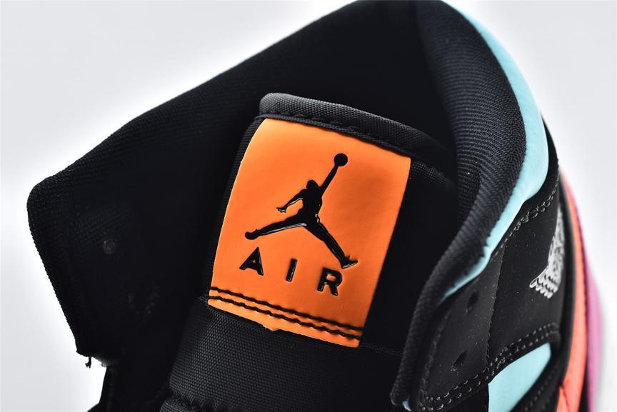 Air Jordan 1 Mid GS Candy 17