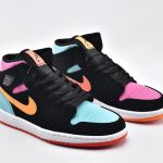 Air Jordan 1 Mid GS Candy 2
