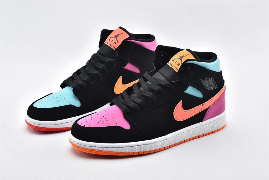 Air Jordan 1 Mid GS Candy 5