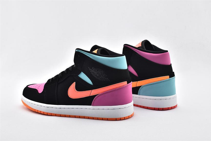 Air Jordan 1 Mid GS Candy 9
