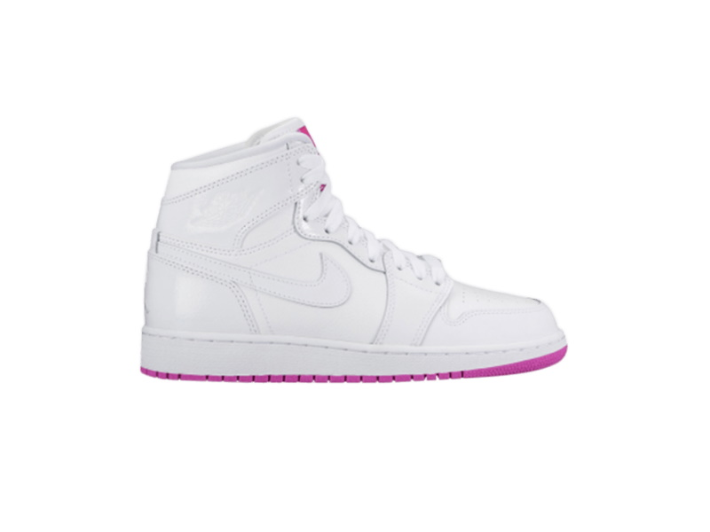 Air Jordan 1 Mid GS Fuchsia