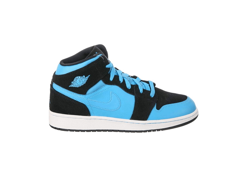 Air Jordan 1 Mid GS Gamma Blue