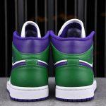 Air Jordan 1 Mid GS Hulk 6