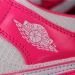 Air Jordan 1 Mid GS Hyper Pink 5